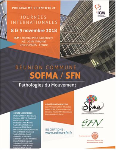 Journées Internationales Réunion commune SOFMA / SFN | Société ...